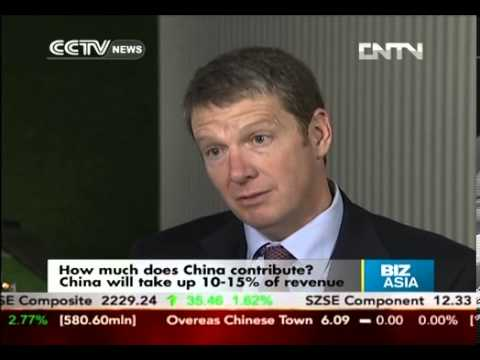CCTV News - Official opening of BlueScope's Xi'an Facility in China
