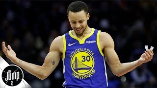 Steph Curry says 'hell nah' to the idea of load management | BS or Real Talk | The Jump