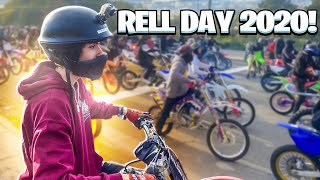 2020 DIRTBIKE RELL PHILLY  RIDEOUT ! (INSANE)  | BRAAP VLOGS