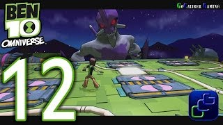Ben 10 Omniverse 2 Walkthrough - Part 12 - TROUBLE WITH WAY BAD (Final Boss)