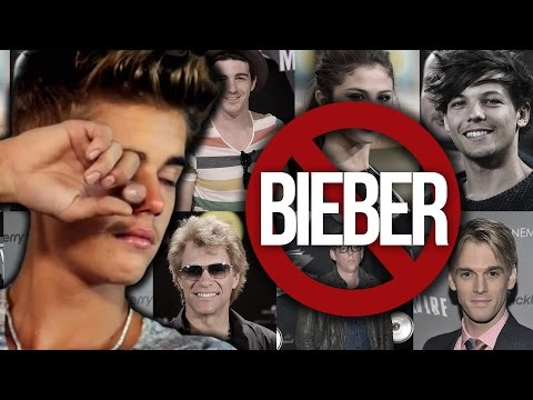 19 Celebs Who've DISSED Justin Bieber