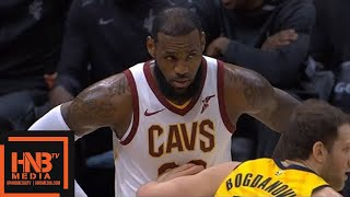 Cleveland Cavaliers vs Indiana Pacers 1st Qtr Highlights / Jan 26 / 2017-18 NBA Season