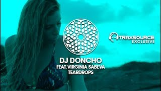 WU036 DJ Doncho feat. Virginia Sabeva - Teardrops