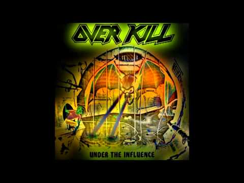 (explicit) Overkill - Drunken Wisdom (lyric video)
