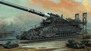 TOP 5 Nejbizarnější zbraně historie