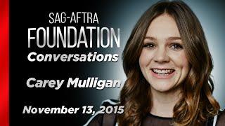 Conversations with Carey Mulligan