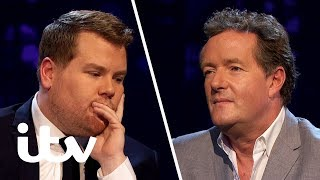 James Corden Discusses the End of His Friendship With Matt Horne | Piers Morgan's Life Stories