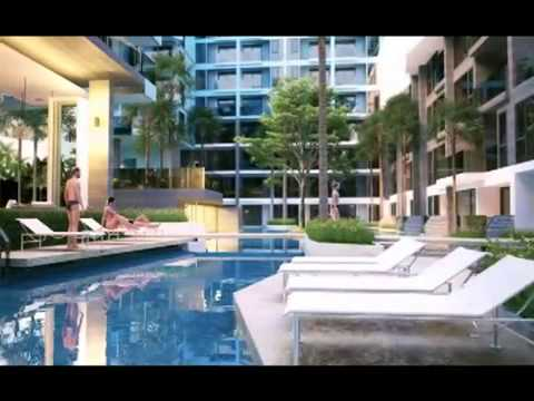 New Condo Project in Pattaya - Acqua Condo at Jomtien Beach