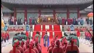 ยุนโซวารับตำแหน่งพระมเหสี
