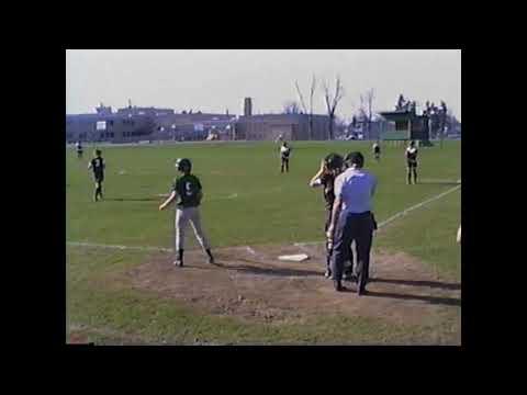 Chazy - Crown Point Softball  5-8-03