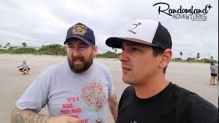 Hurricane Aftermath near Disney World & Coastal Florida with Adam the Woo