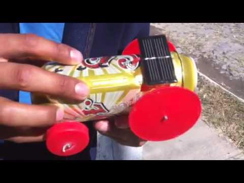 Prototipo Carro Solar Itcg 3er Semestre Youtube