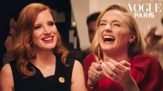Sophie Turner and Jessica Chastain have dinner together in Paris | Vogue Paris