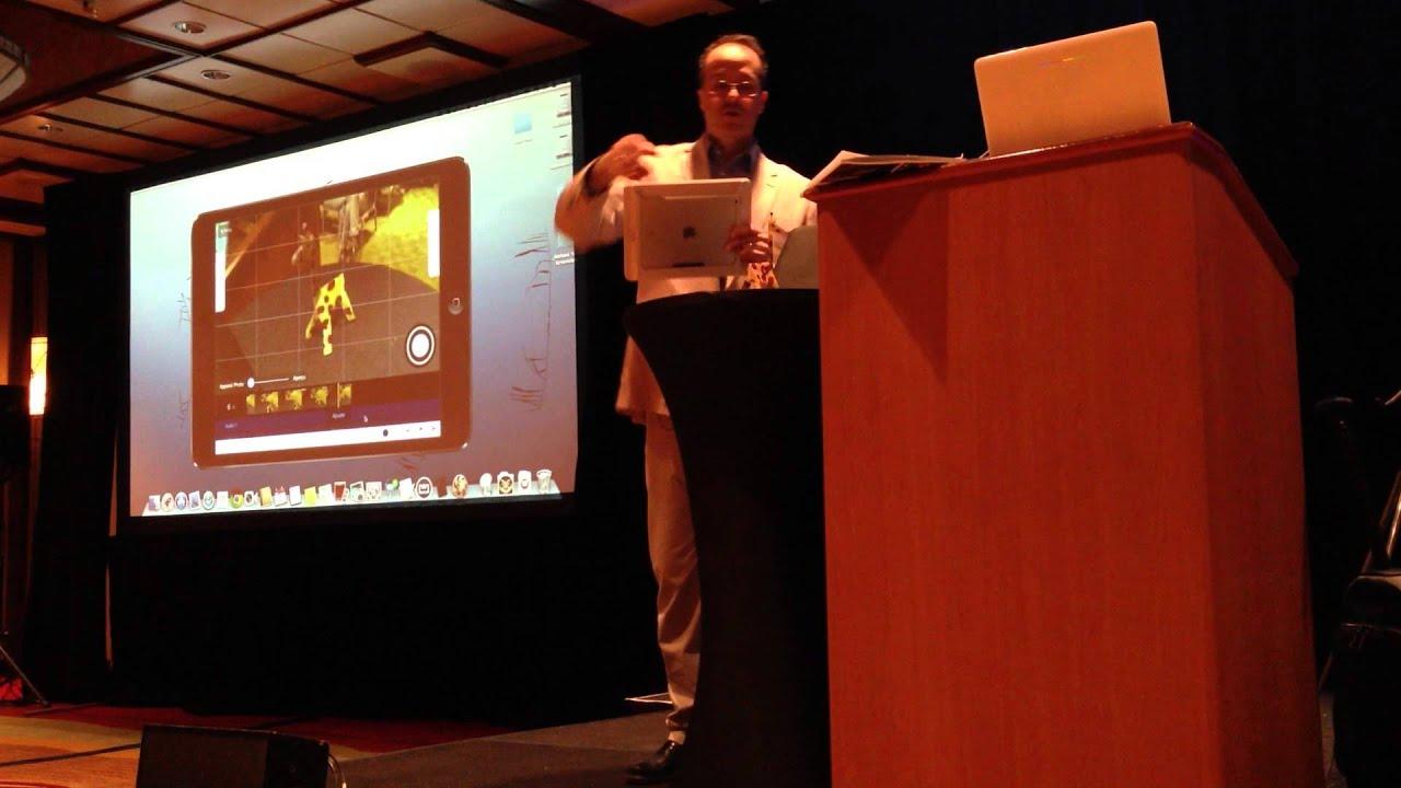 Trucs et astuces pour iPad - Sommet de l'iPad en éducation 2014 - Renaud Boisjoly