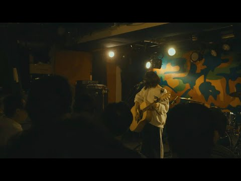 徳永由希「narashite」2020.2.1 at Live House Pangea