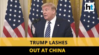 Seen proof of Covid-19 link with Wuhan lab: Donald Trump s..
