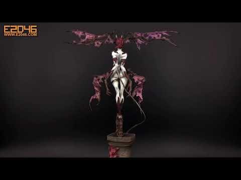 FG11016 Devil Lady Sample Preview