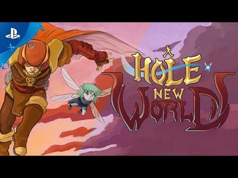 A Hole New World Trailer