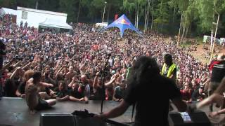 Inhumate - Live at Obscene Extreme 2011