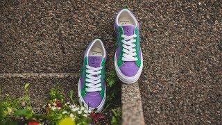 "Converse Golf Le Fleur One Star ""Purple Heart / Jolly Green"": Review & On-Feet"