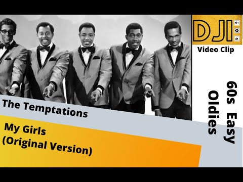 Baixar the temptations-  my girl (audio remastered by dj iran)