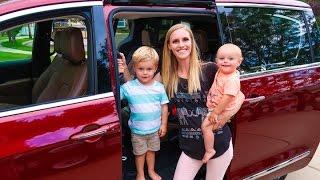 NEW FAMILY CAR!
