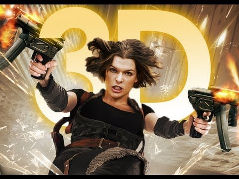 Resident Evil 4: La Resurrección (2010)~ Trailer 3D Oficial Subtitulado Latino ~ FULL HD