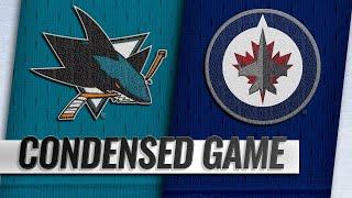 03/12/19 Condensed Game: Sharks @ Jets
