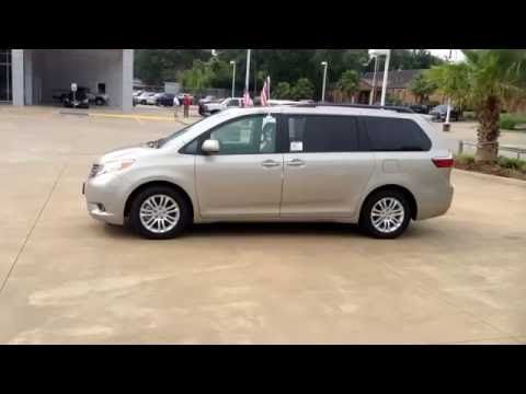 2016 Toyota Sienna XLE at Loving Toyota