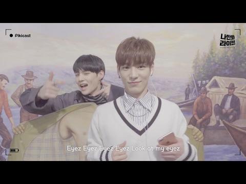 [나만봐라이브] 빅톤(VICTON) - EYEZ EYEZ