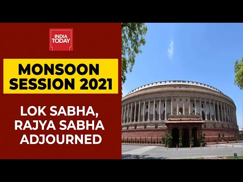 Parliament: Ruckus in Lok Sabha, Rajya Sabha, PM Modi attacks opposition