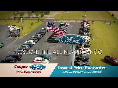 Cooper Ford - Super Summer Sales Event