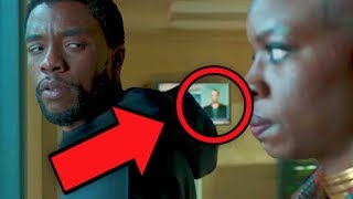 BLACK PANTHER Trailer In-Depth Breakdown (Easter Eggs & Predictions)