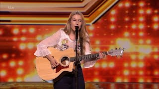 The X Factor UK 2018 Charlotte Lily Auditions Full Clip S15E07