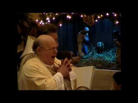 St. Patrick's Christmas Eve Mass 12-24-07