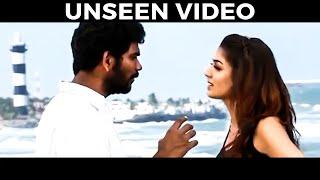 Cute Video: Heroine Nayanthara & Vignesh Shivan's unse..