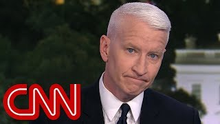 Anderson Cooper: Trump uttered a string of untruths