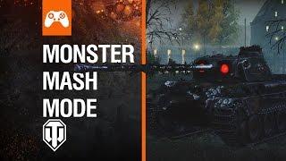 World of Tanks hosting a Monster Mash