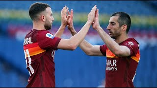 AS Roma 5:0 Crotone | Serie A Italy | All goals and highlights | 09.05.2021