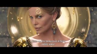 Le chasseur et la reine des glaces :  bande-annonce 3 VOST