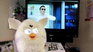 New Furby Dances to Gangnam Style