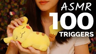 ASMR 100 Triggers to Find Your Tingle 3 Hr