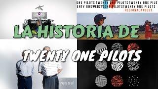 LA HISTORIA DE: TWENTY ONE PILOTS