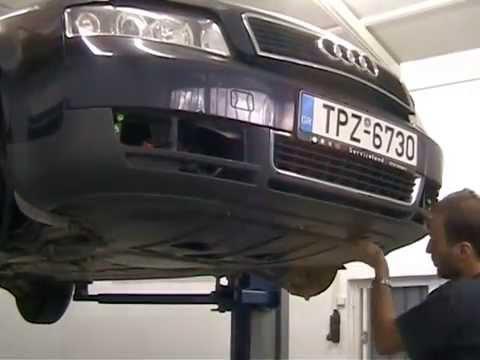 Audi a4 1 9 tdi 02 remove front bumper for 2003 audi a4 rear window regulator replacement