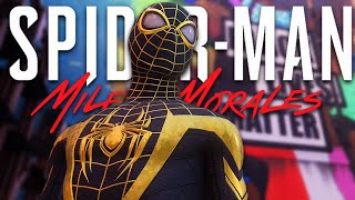 NOT READY TO SAY GOODBYE | Spider-Man Miles Morales - Part 7 (PS5)