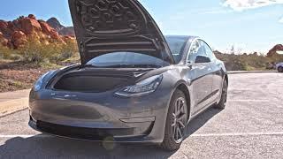 Tesla Model 3 Standard Range Plus Interior
