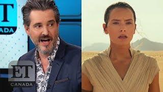Reaction To 'Star Wars: The Rise Of Skywalker' Teaser