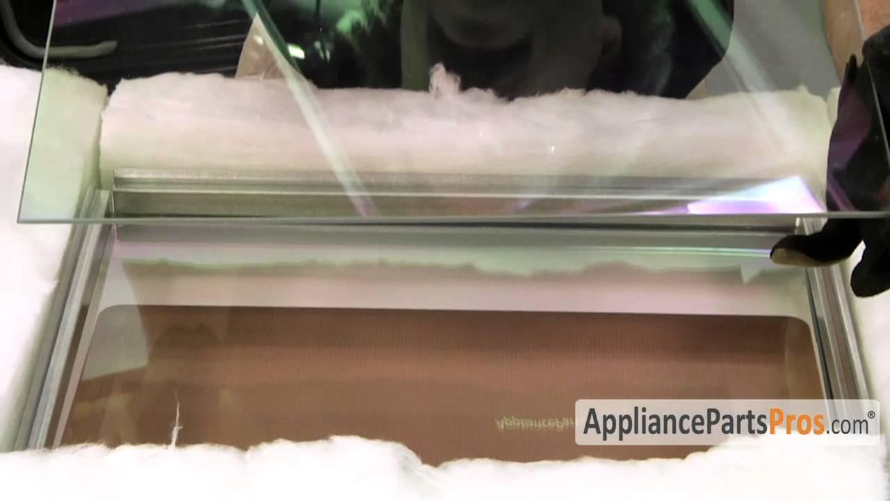 Ge Oven Ge Oven Glass Door Shattered