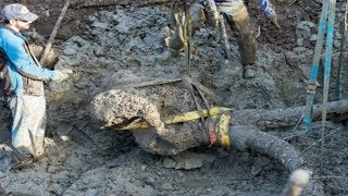 Michigan Farmer Was Digging in a Field When He Unearthed Something Staggering