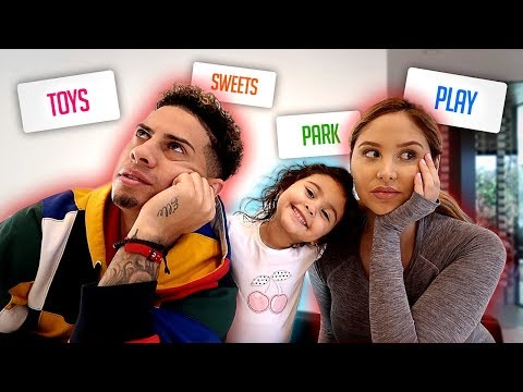 ELLE CONTROLS OUR LIFE FOR A DAY!!! **SMH...WHY'D WE DO THIS**